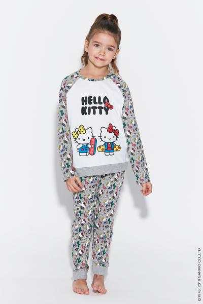 Long Hello Kitty & Friends Pyjamas