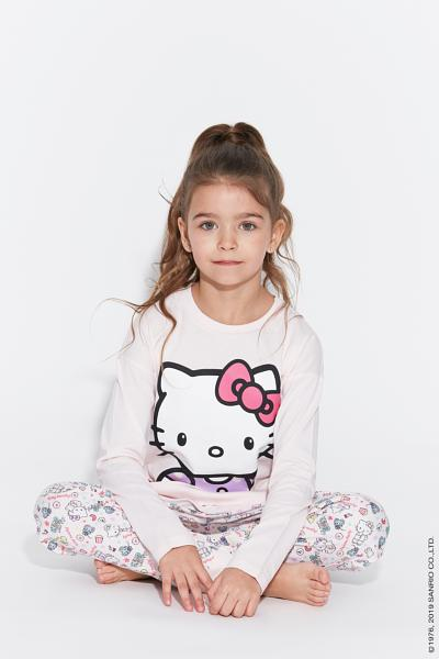 Pijama Comprido Hello Kitty