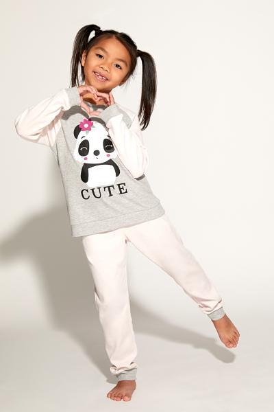 Long Panda Pyjamas