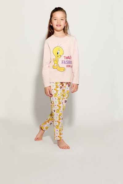 Tweety Icon Long Pyjama