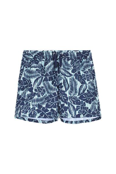 Boy's Printed Swimming Trunks