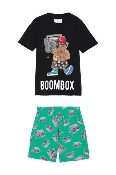 Short Boombox Pyjamas