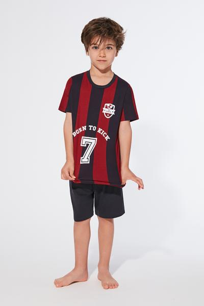 Pyjama Court Soccer Uniform