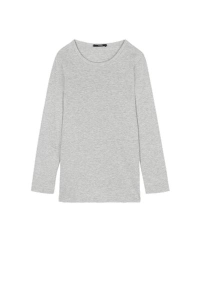 LONG SLEEVE WARM COTTON T-SHIRT