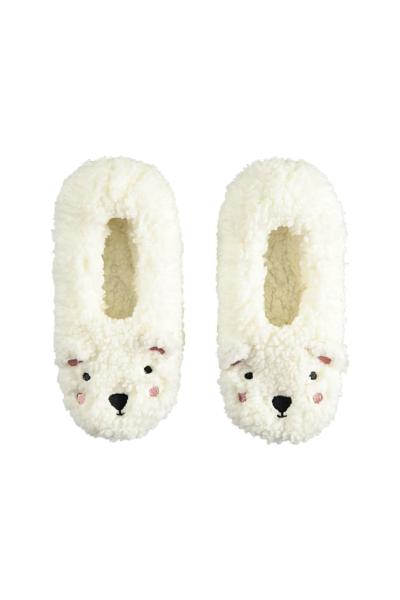 Pantofola a Scarpetta Panda
