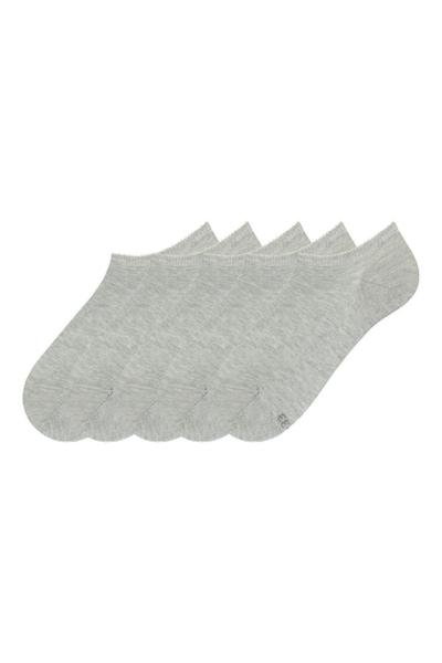 5 X Cotton Trainer Socks