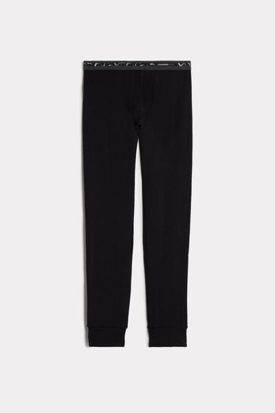 Modal-Cashmere Leggings