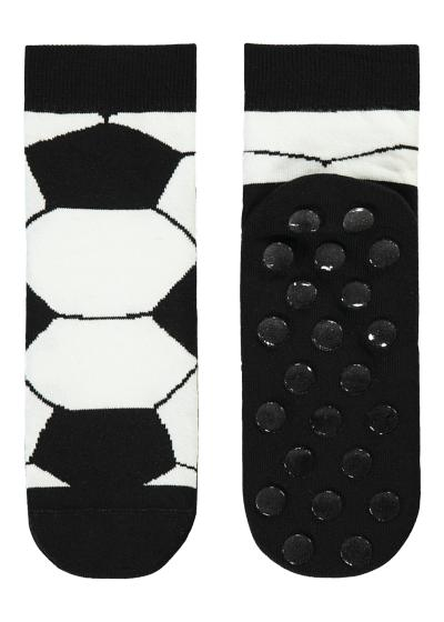 Kids' non-slip cotton ankle socks