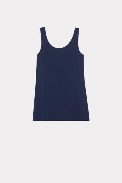 Longshirt Ruderstil aus Modal