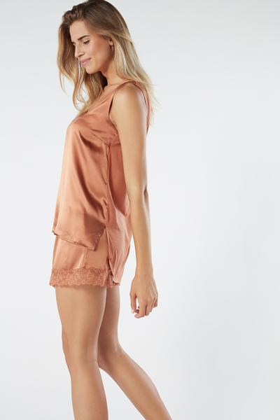 Silk and Lyocell Camisole