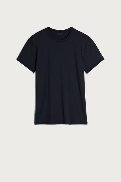 Microfiber Crew Neck T-Shirt