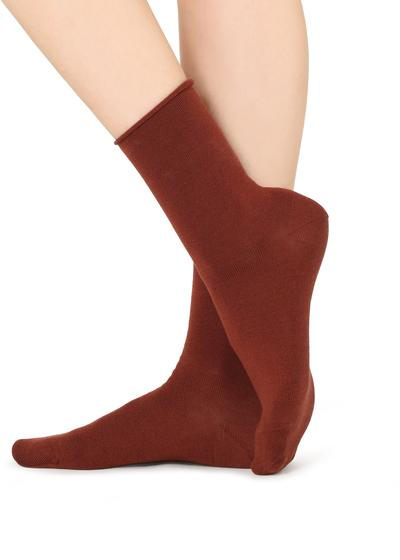 Wool and Cotton Short Socks