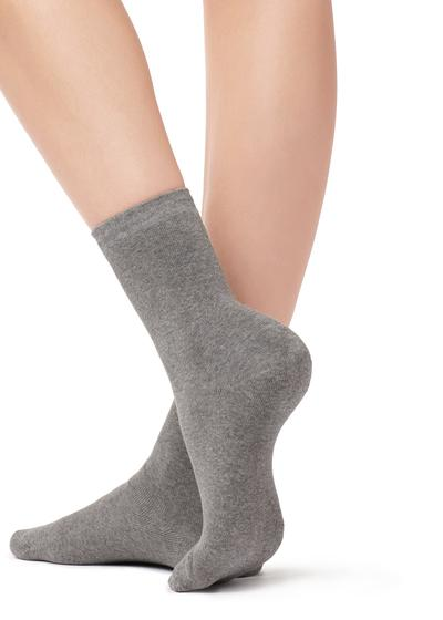 Short Cotton Thermal Socks