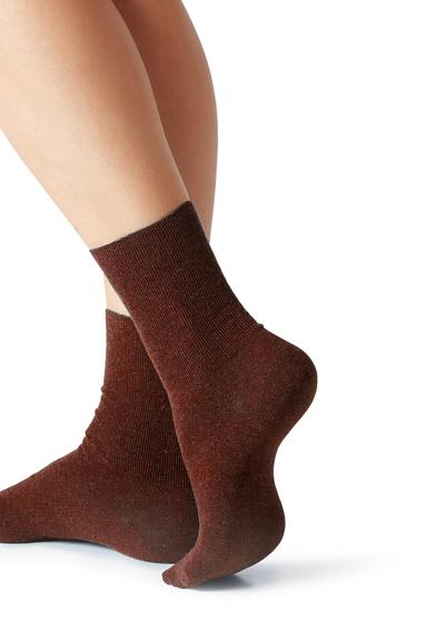 Short Socks with Cashmere