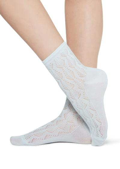 Openwork Cotton Socks