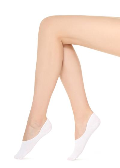 Invisible high cut socks