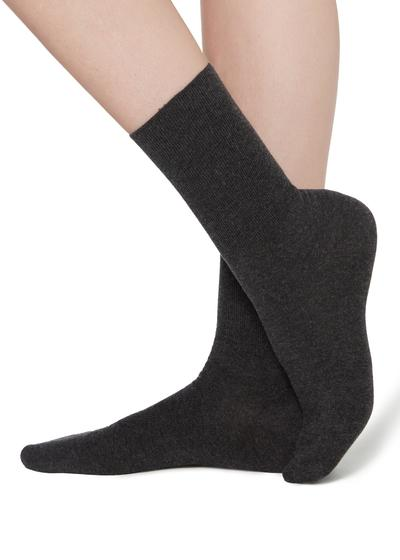 Short socks in Cotton with Cashmere