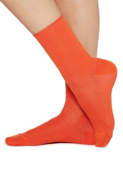 Calzini corti in cotone con elastico