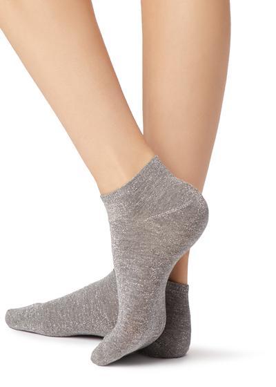 Knöchelkurze Socken aus Baumwolle