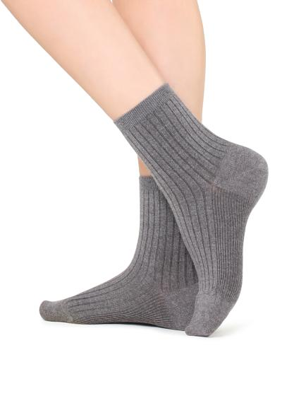 Short trendy socks