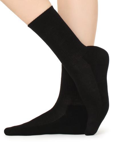 Calcetines cortos de algodón estampados