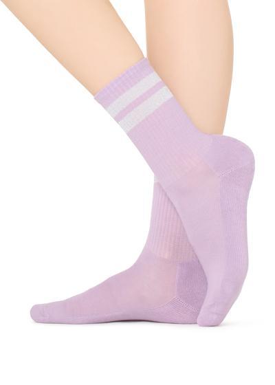 Kurze gemusterte Socken