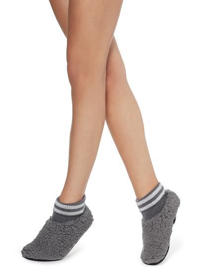 Jemné protišmykové ponožky