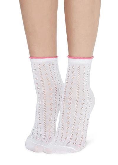 Módní Ponožky se Vzorem