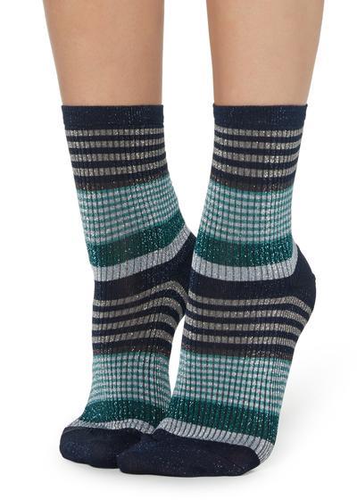 Glittery socks