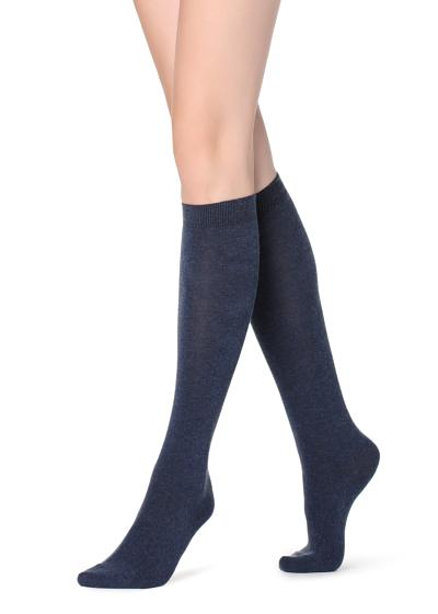 Tall Socks with Cashmere