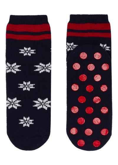 Chaussettes antidérapantes de Noël