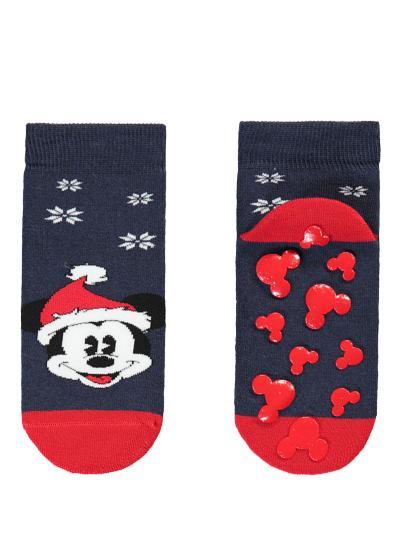 Calcetines antideslizantes navideños para niños