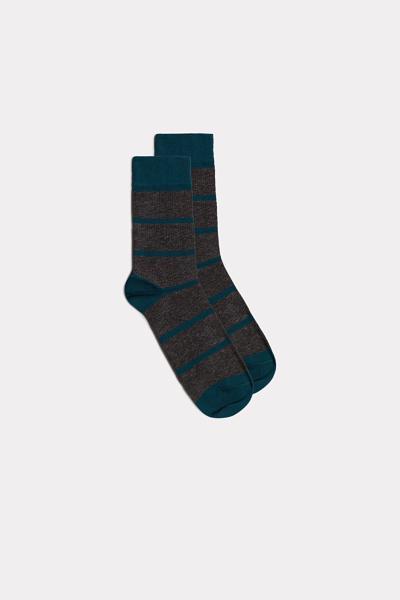 Socken aus Supima-Baumwolle in verschiedenen Mustern