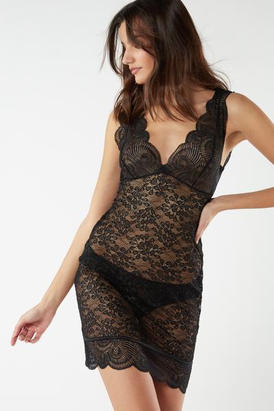 The Garden Fairy Lace Slip