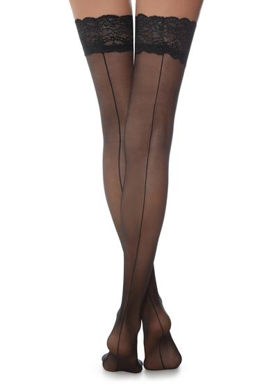 Back Seam Hold-ups