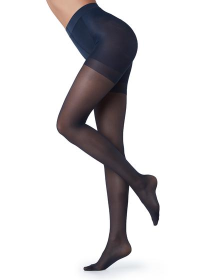 30 Denier Total Shaper Sheer Tights