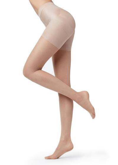 15 Denier Total Shaper Sheer Tights