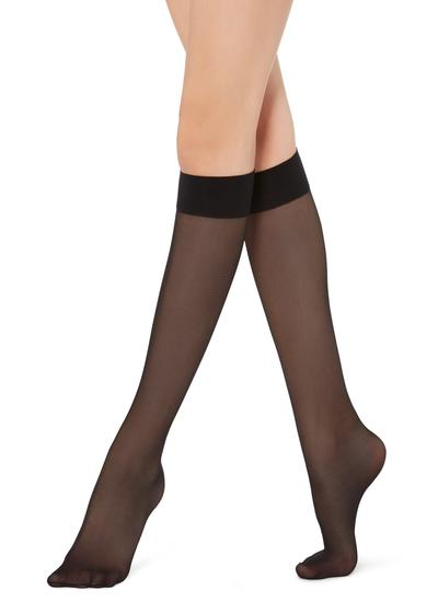 20 Denier Comfort Cuff Knee-Highs