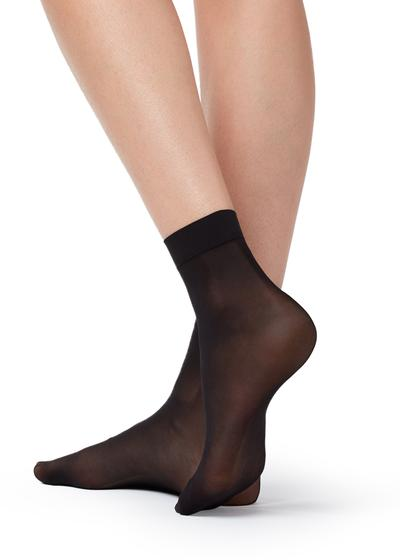 15 Denier Long-lasting Socks