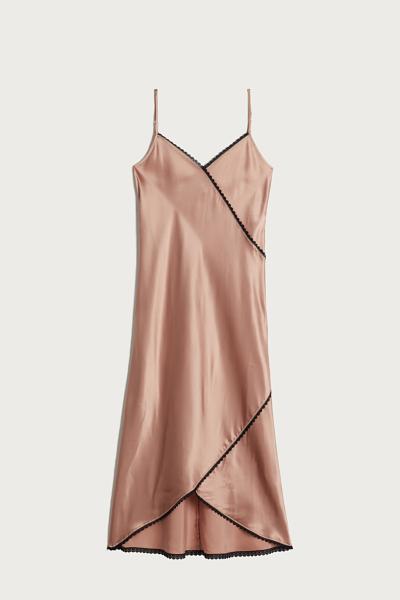 Rare Beauty Long Silk Slip