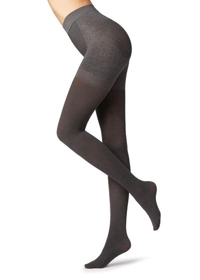 50 Denier Total Shaper Tights