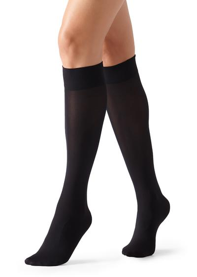 60 Denier Microfiber Knee-highs