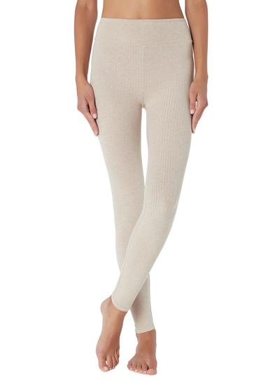 Leggings con cashmere