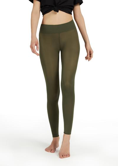 Leggings Coprente Soft Touch Total Comfort