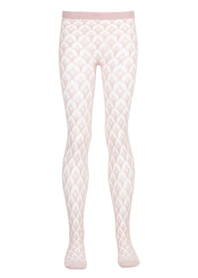 Girls' fishnet tights