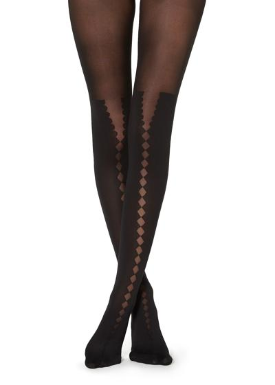 Over-knee Effect Boot Tights