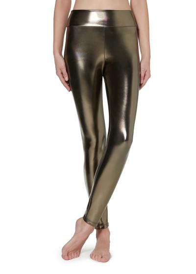 Leggings Metallizzati