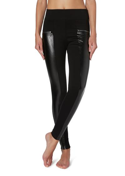 Quilted Insert Shaping Leggings
