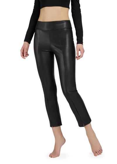 Leggings Effetto Pelle Thermal