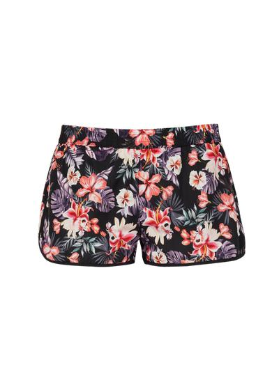 Shorts con spacco